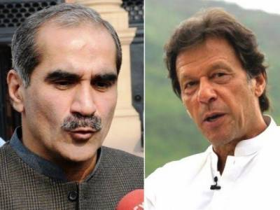 In a surprise, Khawaja Saad Rafique praises PM Imran Khan
