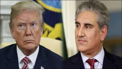 Pakistan Foreign Minister responds back to US President Donald Trump tweet against Pakistan