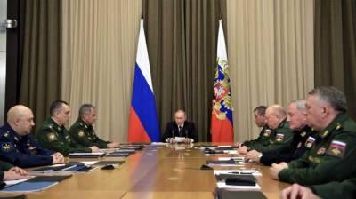 Putin says Russia will retaliate if US quits nuclear missile treaty
