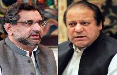 Three member bench heard treason case against Nawaz,Shahid Khaqan