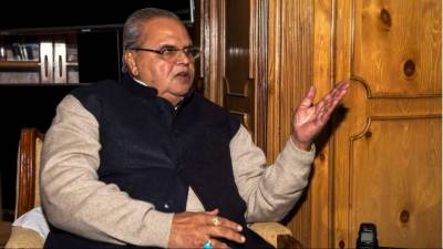 Satya Pal Malik dissolves so-called State Assembly in IOK