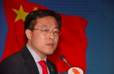Top Chinese diplomat takes exception to Indian journalist
