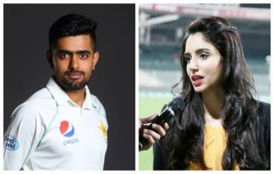 Babar Azam lost his cool, lashed out at Zainab Abbas for disgruntled remarks
