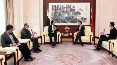 Chinese Ambassador has a stern message for enemies and conspirators of CPEC