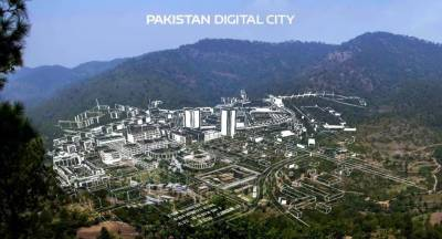 First ever digital city in the history of Pakistan near Islamabad