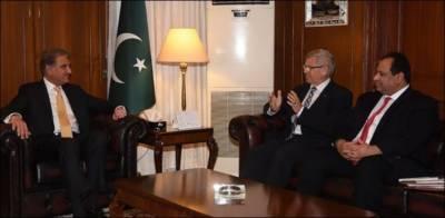 Former Norwegian PM urges for resolving Kashmir issue