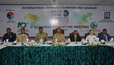 IDEAS 2018 all set to make history in Pakistan