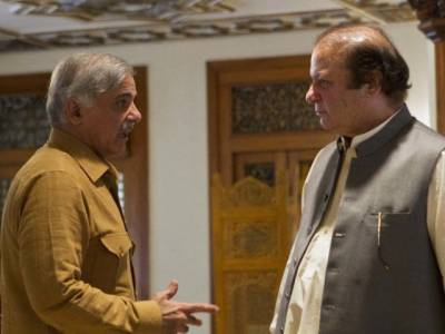 Nawaz meets Shahbaz at Ministers Enclave designated as subjail
