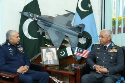 Pakistan and Malaysia agree to enhance cooperation in defence sector