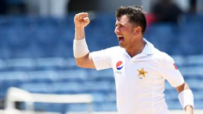 Yasir Shah plays havoc against New Zealand with 8 wickets haul