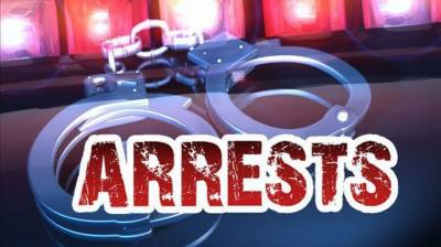 Two wanted criminals arrested from jurisdiction of Larkana Range