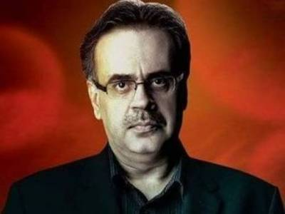 Anchorperson Dr Shahid Masood lands in Adiala Jail