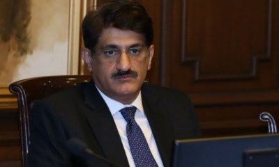 Chief Minister Sindh Murad Ali Shah heavily penalised by SC