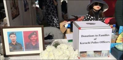 Chinese government makes big compensation for families of martyred Pakistani policemen
