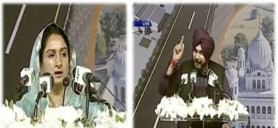Indian delegates thank Pakistan for historic opening of Kartarpur Corridor