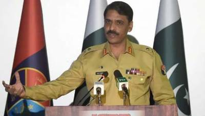 Indian media taking myopic view of Chawla's meeting with COAS: ISPR DG