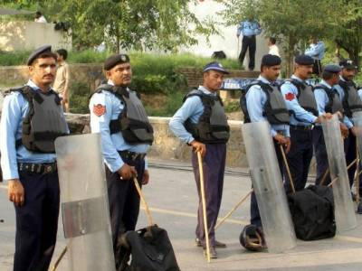 Islamabad police tightens Chinese Embassy's security