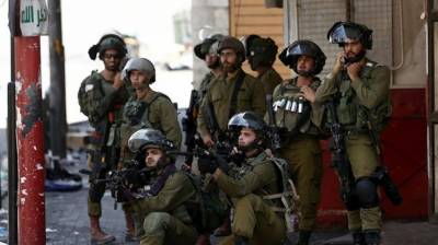 Israeli occupation forces detain 16 Palestinians