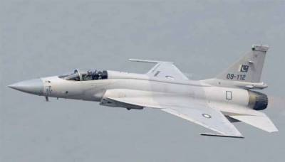 Leading Islamic country expressed keen interest in Pakistan's JF 17 Fighter Jets