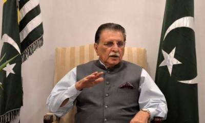 Pakistan maintains balance of power in region: PM AJK
