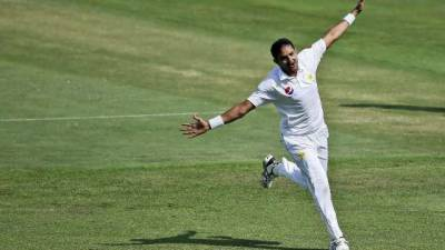 Pakistani pacer Mohammad Abbas faces a setback