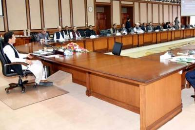 PM Imran Khan chairs federal cabinet meeting with 8 points agenda