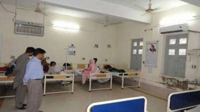 Provision of health facilities to masses govt's top priority: Nasir