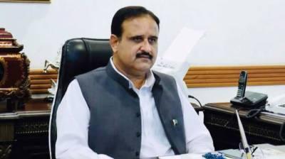 Public service prime agenda of PTI govt: Buzdar