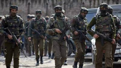 Top Freedom fighter commander martyred in Occupied Kashmir