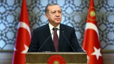 Turkey's Erdogan urges Islamic world to use national currencies in trade