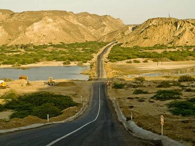 Balochistan: Road projects underway for better communications facilities in remote areas