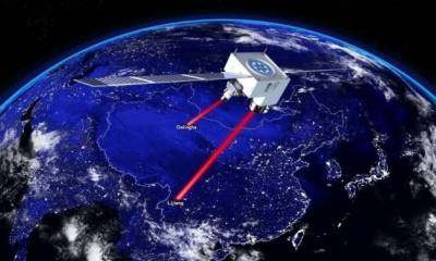 China launches low earth orbit satellite