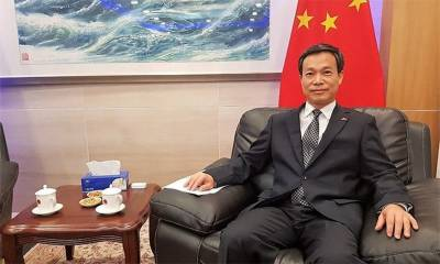 China provides multiple forms of financial bailout package to Pakistan: Top Chinese official