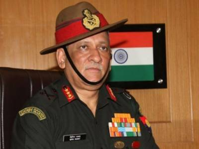 Indian Army Chief snubbed back at home for crossing limits
