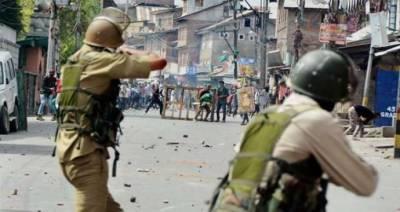 Indian troops martyr 48 Kashmiris in November