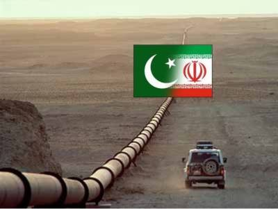 Pakistan hints at completion of Iran Pakistan Gas Pipeline