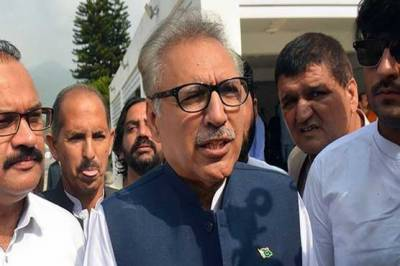 President Arif Alvi gives a new recipe for the economic woes of Pakistan