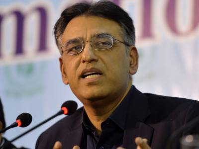 Prosperity revisiting Pakistan after enhanced export, trade volume: Asad Umar