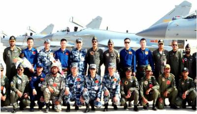 Shaheen-VII: Pakistan China Air Forces joint international drill kicks off at operational PAF base in Pakistan
