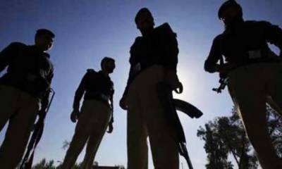Two policemen killed, wounded in an apparent target killing attack in Rawalpindi