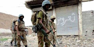Wanted terrorist Hakim killed in DI Khan operation: ISPR