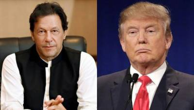 what did donald trump write in letter to pakistan pm imran khan