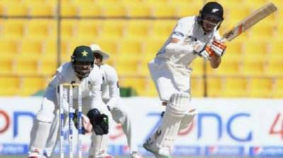 Abu Dhabi Test: New Zealand to resume first innings today