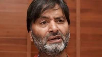 Ailing Yasin Malik admitted in Srinagar hospital