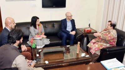 Govt takes various initiatives to address HR issues: Mazari