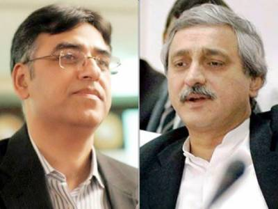 Jehangir Tareen responds over media reports of rift with Asad Umer