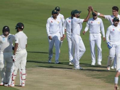 Pakistan off to a poor start against New Zealand in final Test