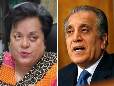 Pakistani Minister hits out at US Special envoy Zalmay Khalilzad