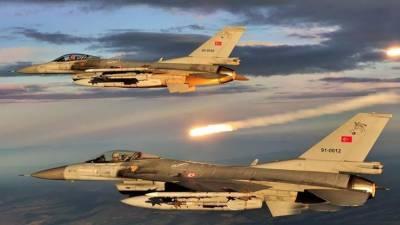 Turkish jets 'neutralize' 5 PKK terrorists in N.Iraq