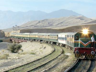 A new Karachi Peshawar Train to run at 160 km per hour, cover journey in 8 hours